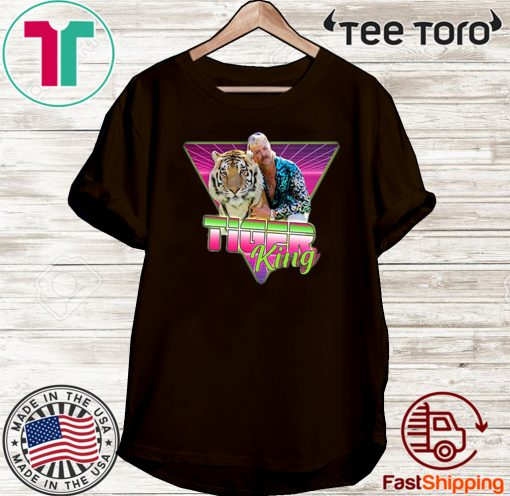 #JoeExotic – Joe Exotic 2020 Tiger King Shirt – Joe Exotic Retro Vintage Tee Shirts