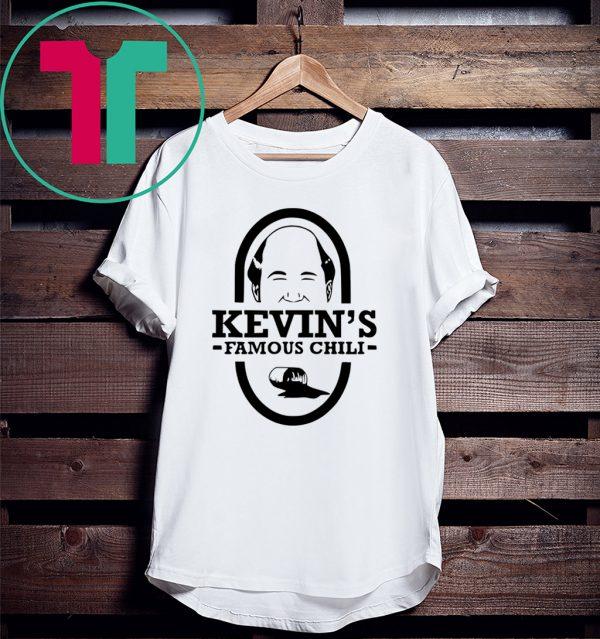 Kevin's Famous Chili T-Shirt, The Office Shirt, Dunder Mifflin Shirt, Kevin Malone Shirt