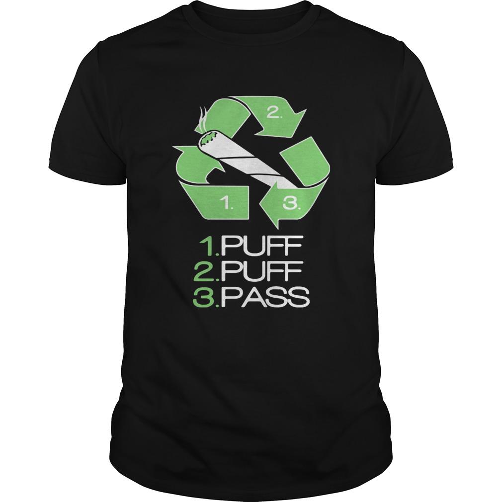 1 puff 2 puff 3 pass smoking  Unisex
