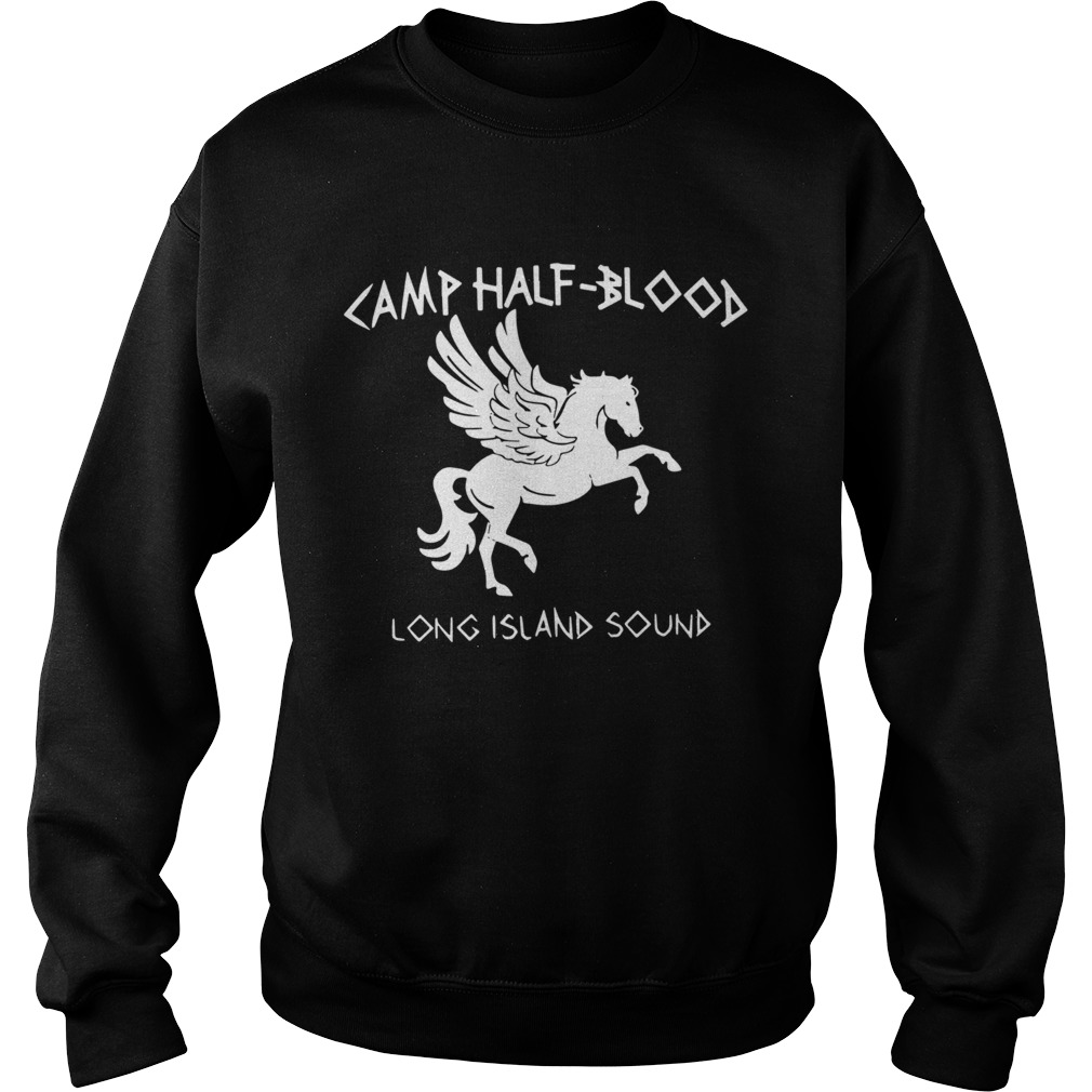 Camp Half Blood Long Island Sound  Sweatshirt