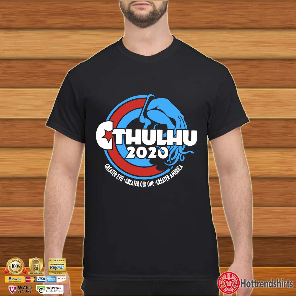 Cthulhu For President 2020 T Shirt