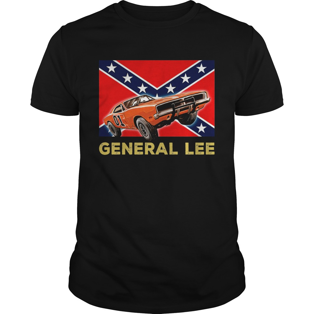 General Lee Dixieland Flag  Unisex