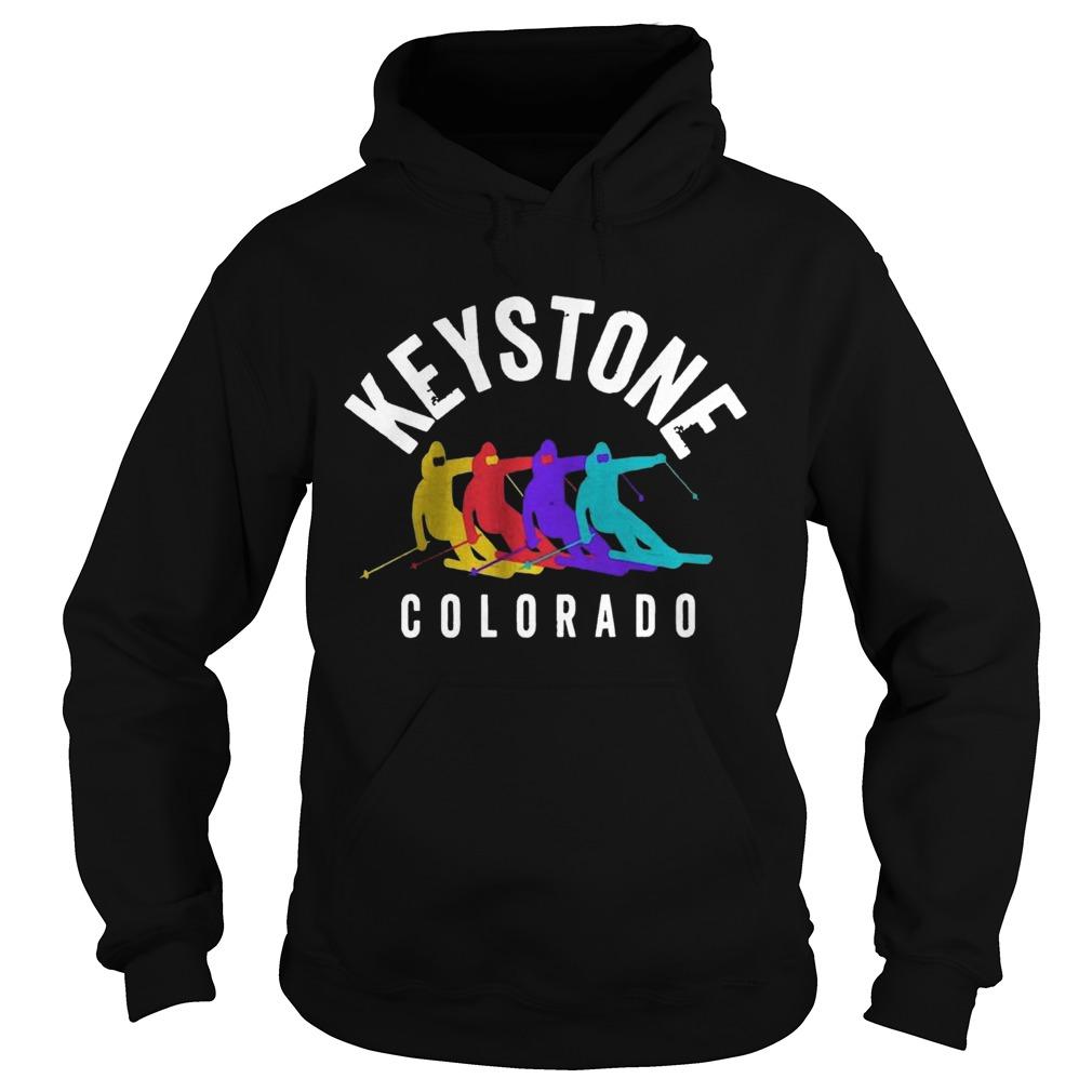 Keystone Colorado Rocky Mountain  Hoodie