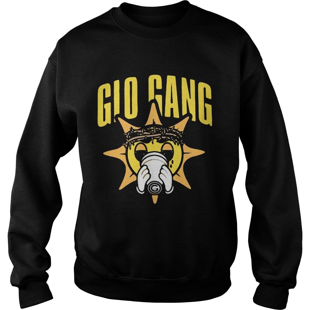 lmighty Glo Gang Worldwide Classic  Sweatshirt