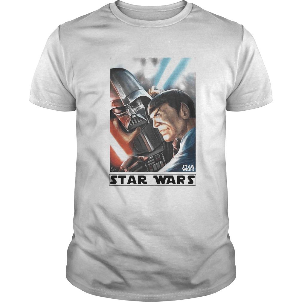 Star Trek Vs Star Wars  Unisex