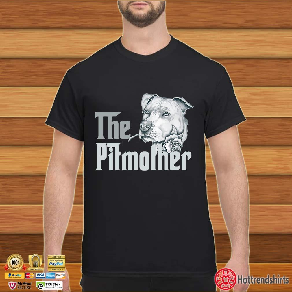 The Pitbull Mother Rose Shirt