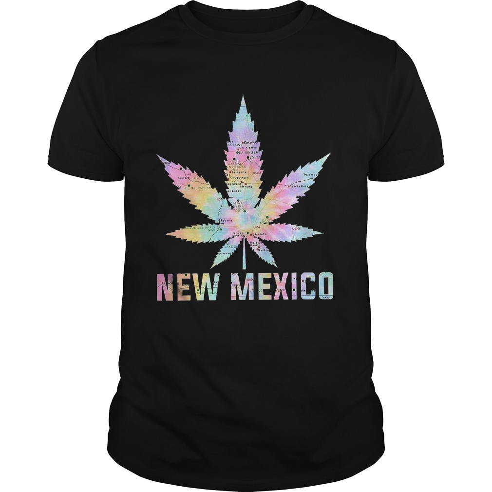 Weed Marijuana New Mexico To Map  Unisex