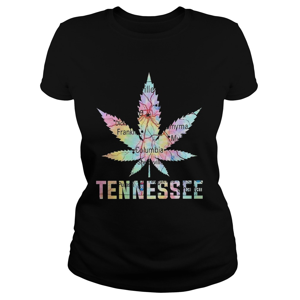 Weed Marijuana Tennessee To Map  Classic Ladies