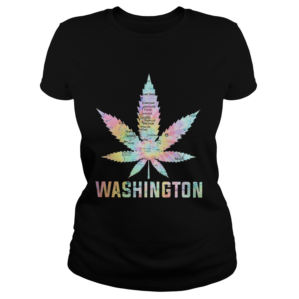 Weed Marijuana Washington To Map  Classic Ladies