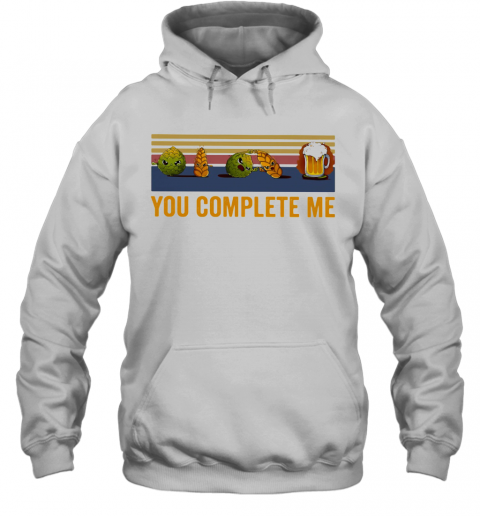 You Complete Me Vintage T-Shirt