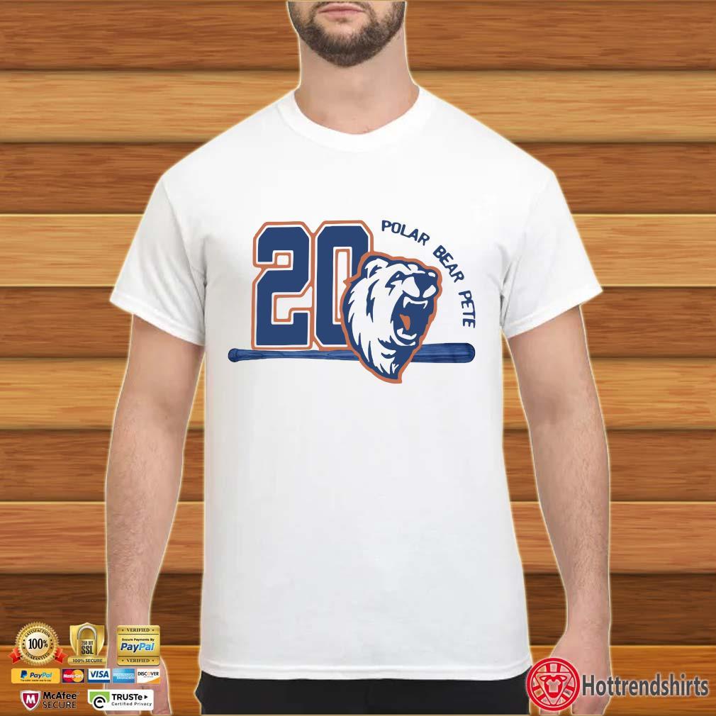 20 Polar Bear Pete Shirt