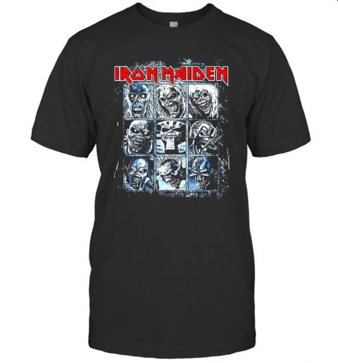 Iron Maiden Skeleton Vampyr T-Shirt Classic Men's T-shirt