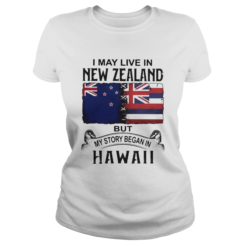 1596466122I may live in new zealand but my story began in hawaii  Classic Ladies