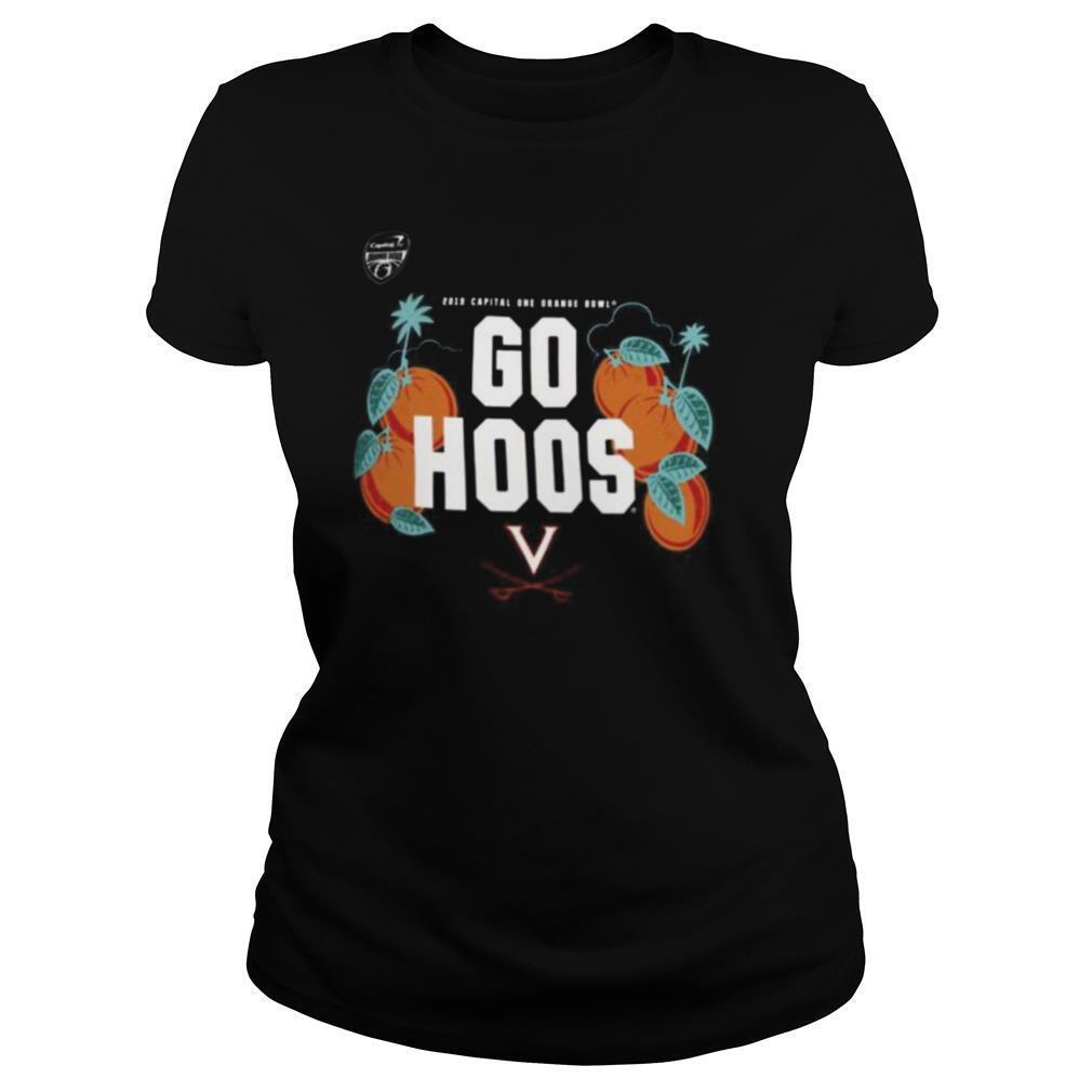 2019 Football The Captain One Orange Bowl Go Hoods Virginia Cavaliers
