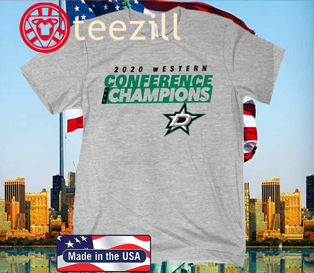 2020 Conference Champions Shirt