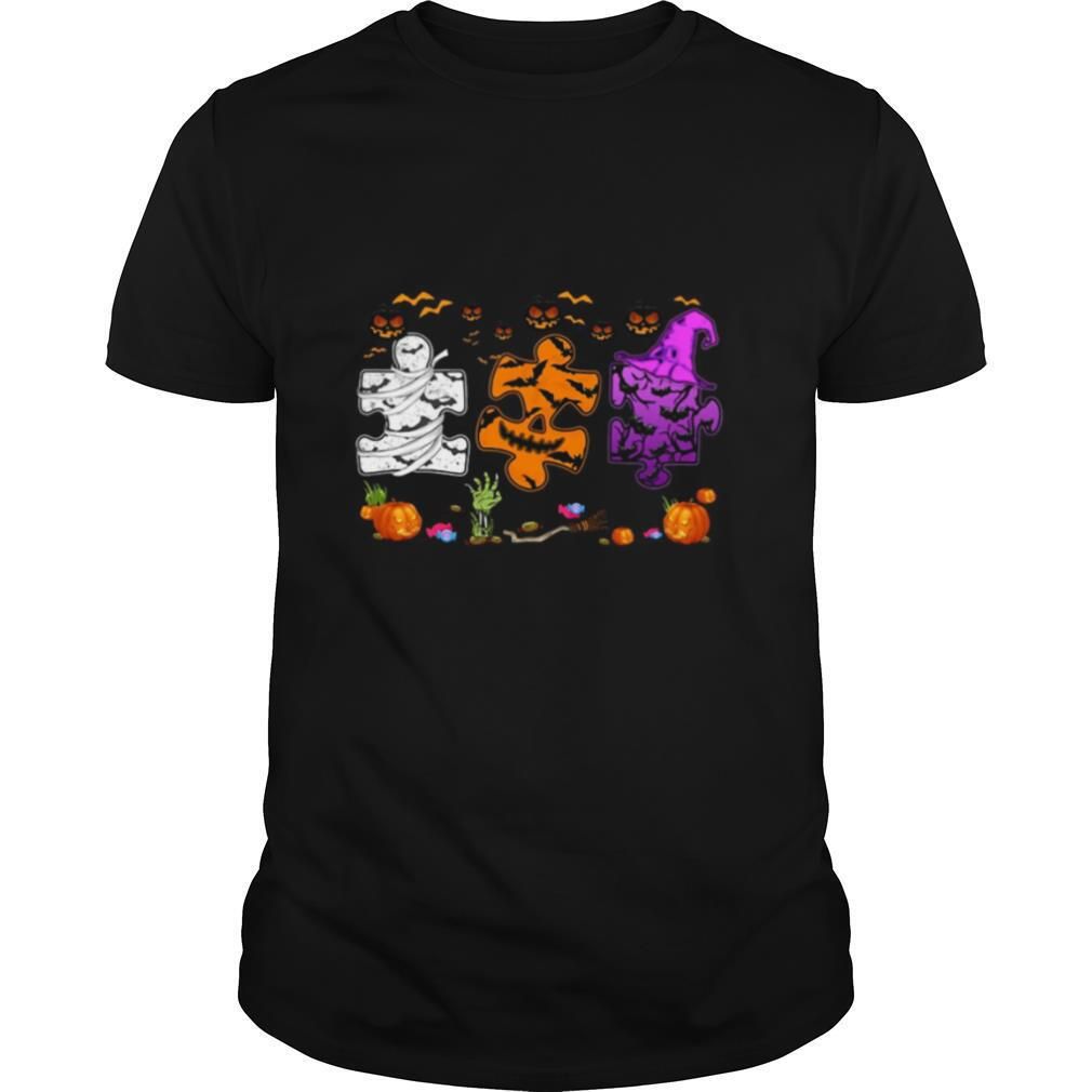 Autism Hocus Pocus Halloween shirt