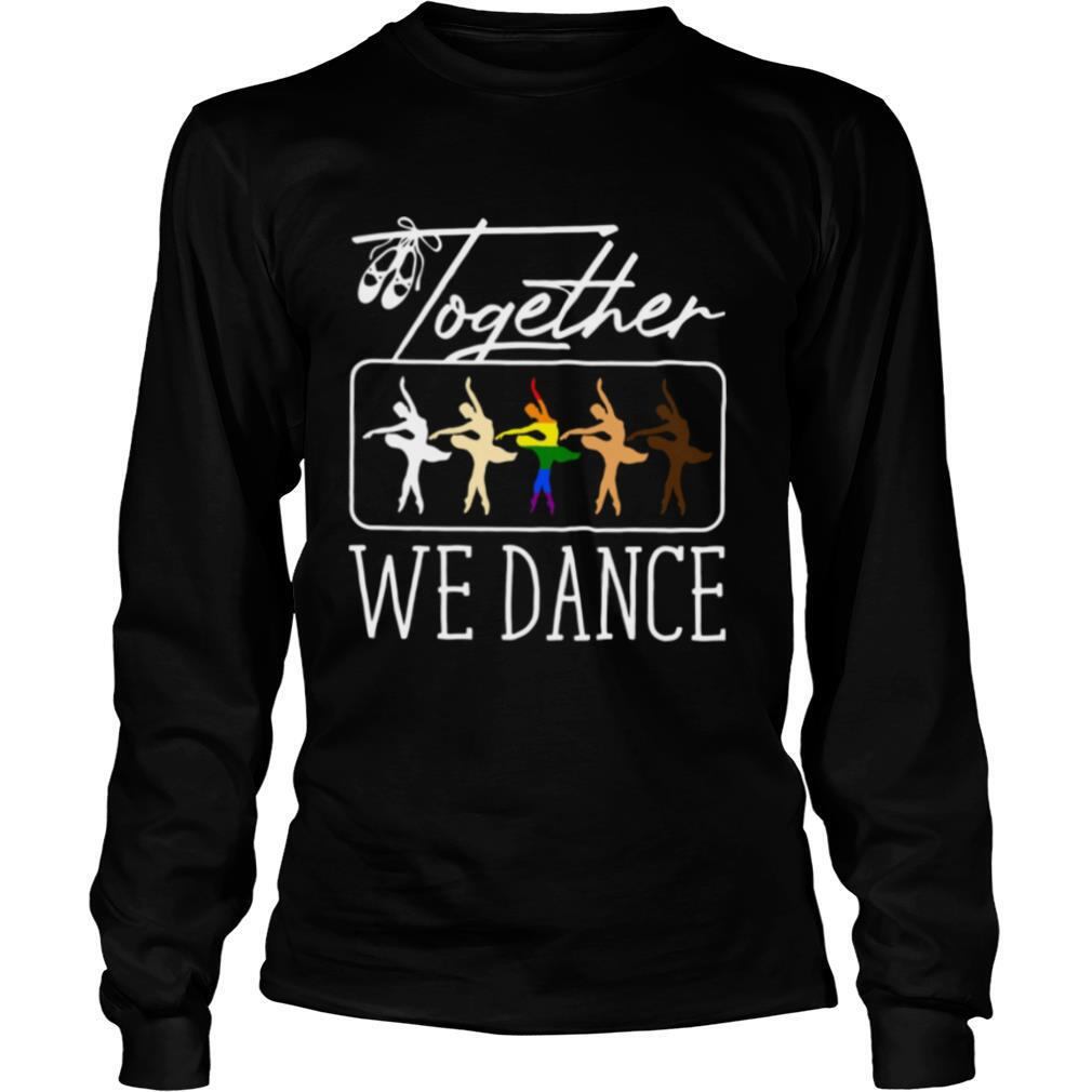 Bale Together We Dance shirt
