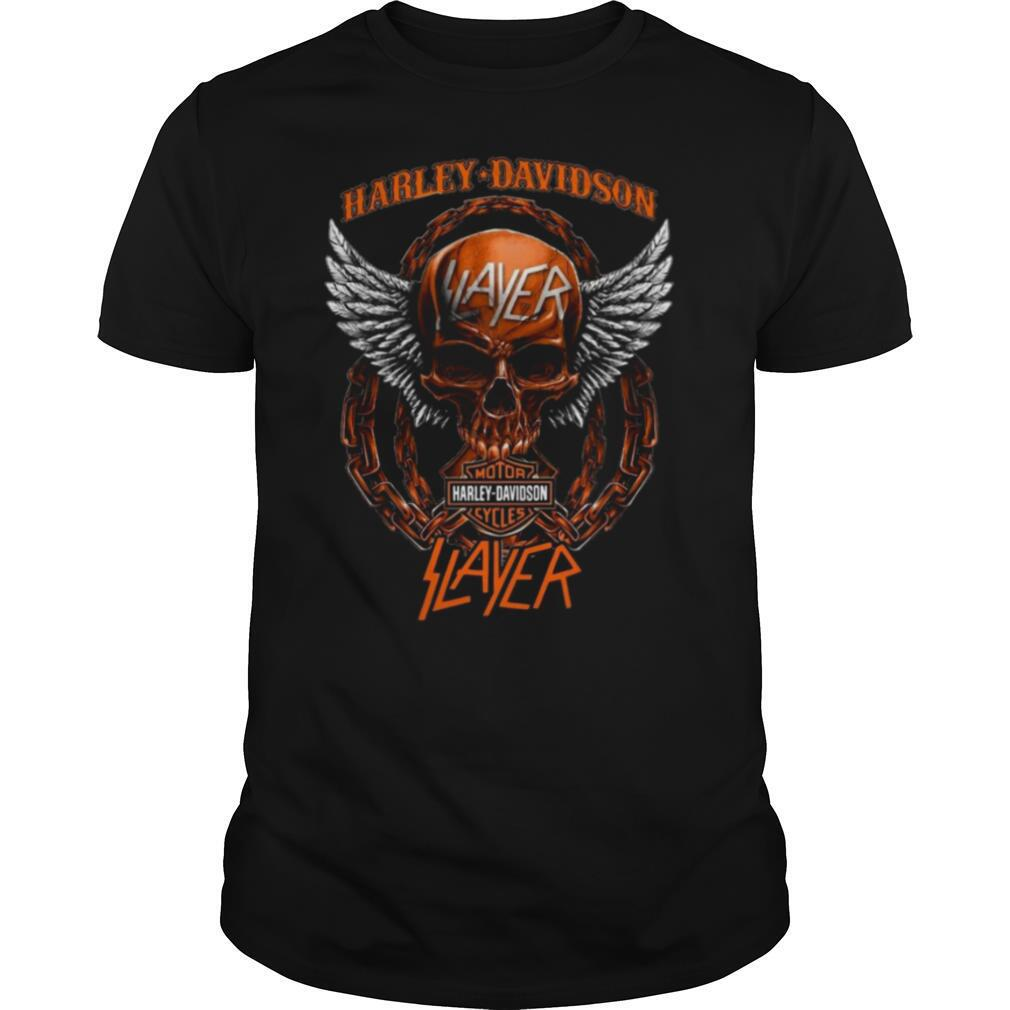 Harley Davidson Cycles Slayer shirt