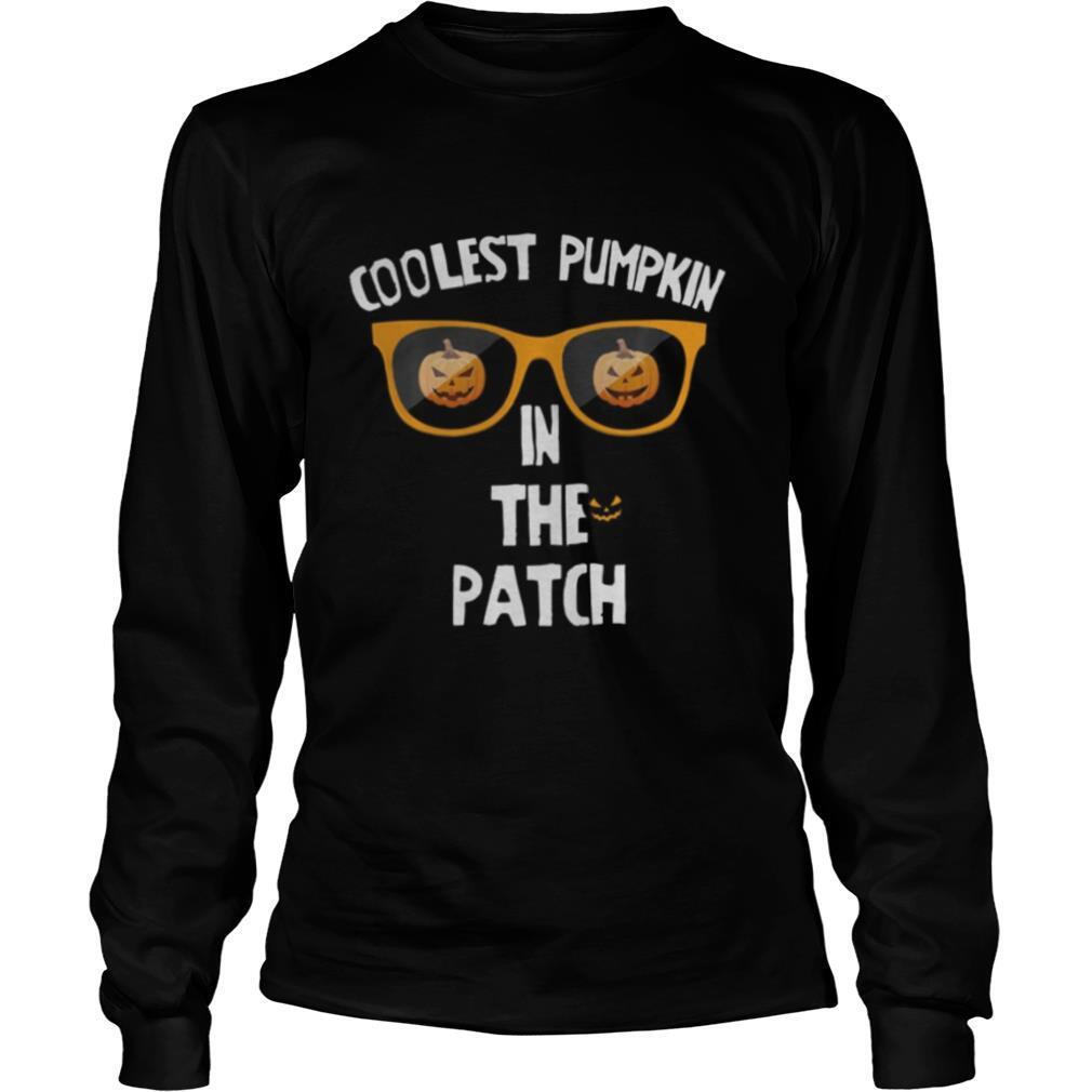 ids Coolest Pumpkin In The Patch Halloween shirt