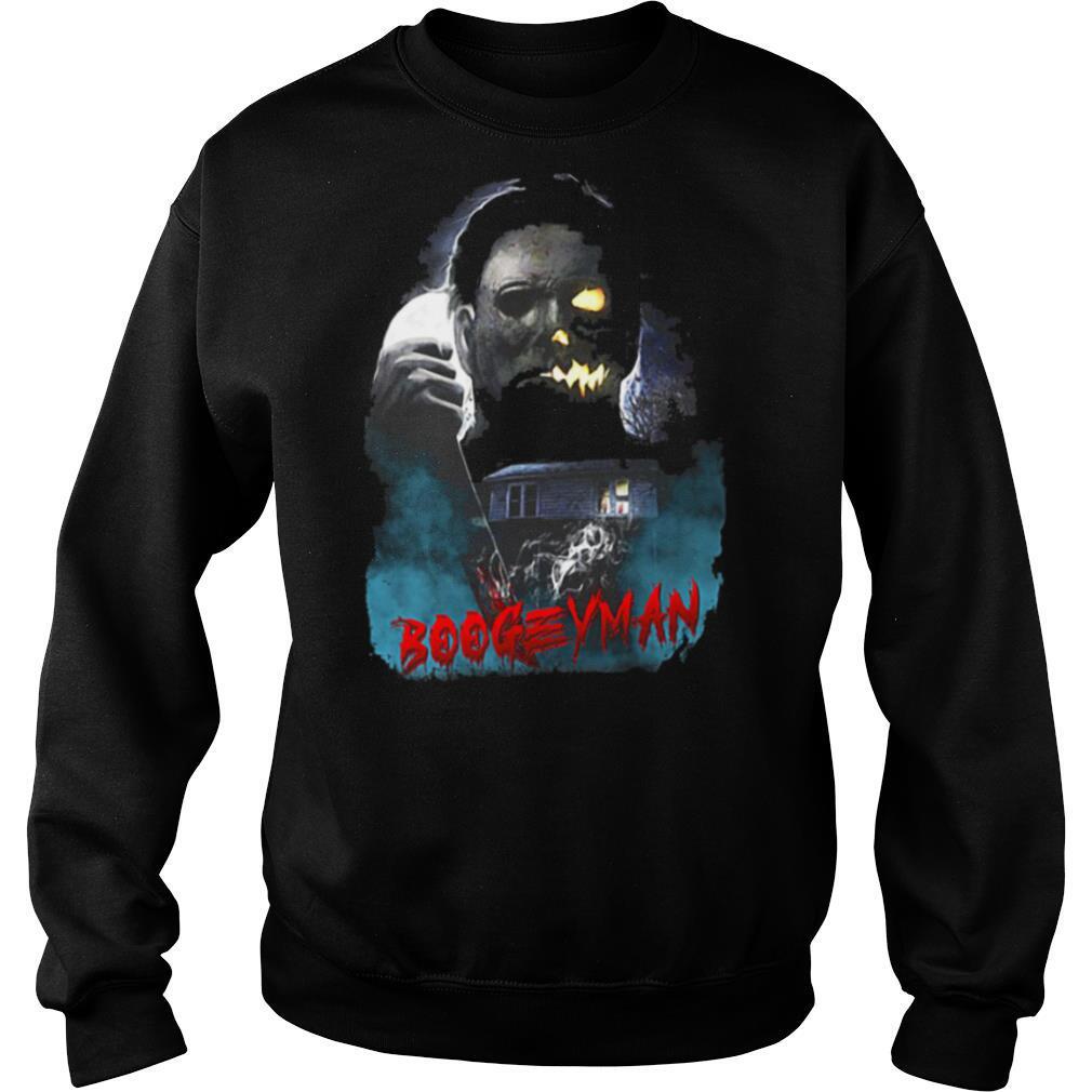 Michael Myers Boogeyman shirt