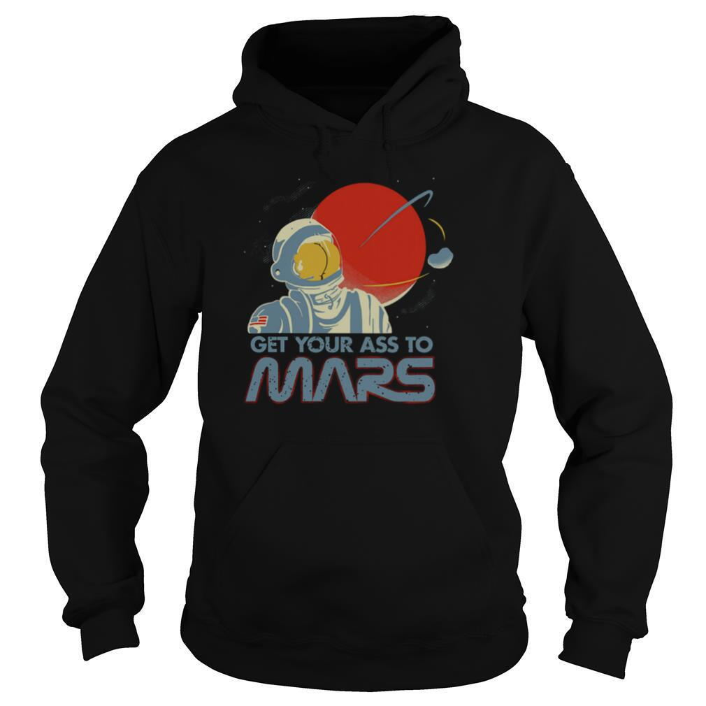 Peppa Store Get Your Ass to Mars shirt