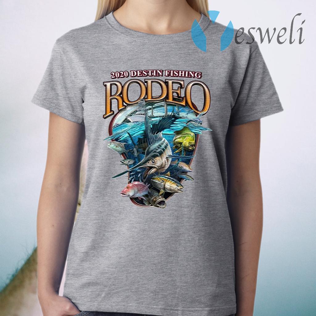 2020 Destin Fishing Rodeo T-Shirt