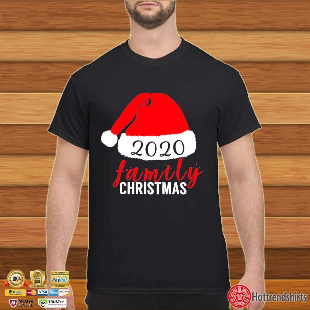 2020 Family Christmas sweatshirt