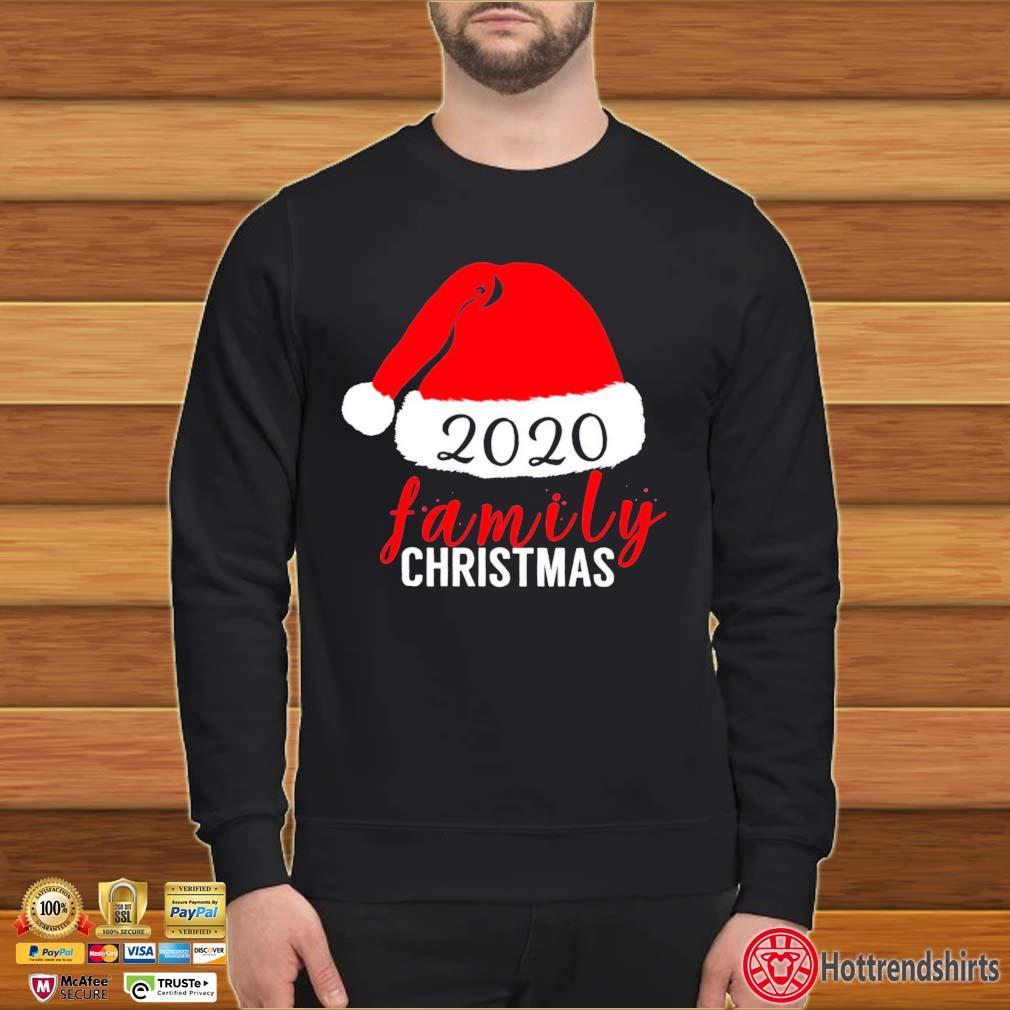 2020 Family Christmas sweats Sweater den