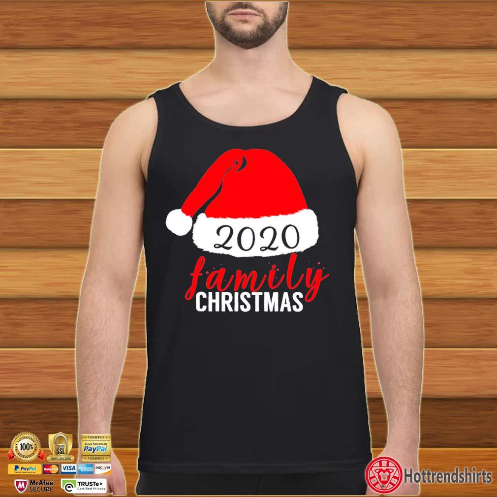 2020 Family Christmas sweats Tank top den