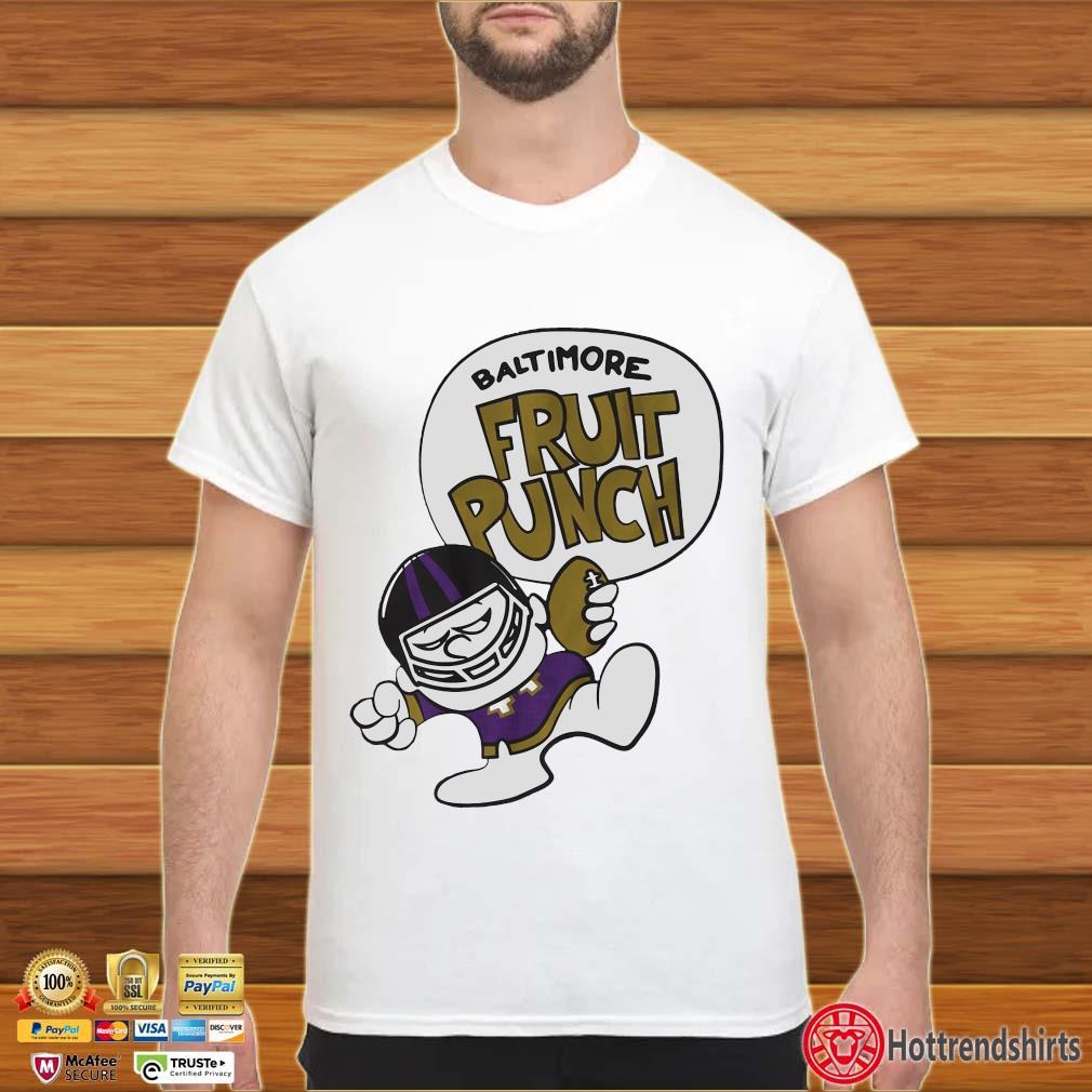 Baltimore fruit punch shirt