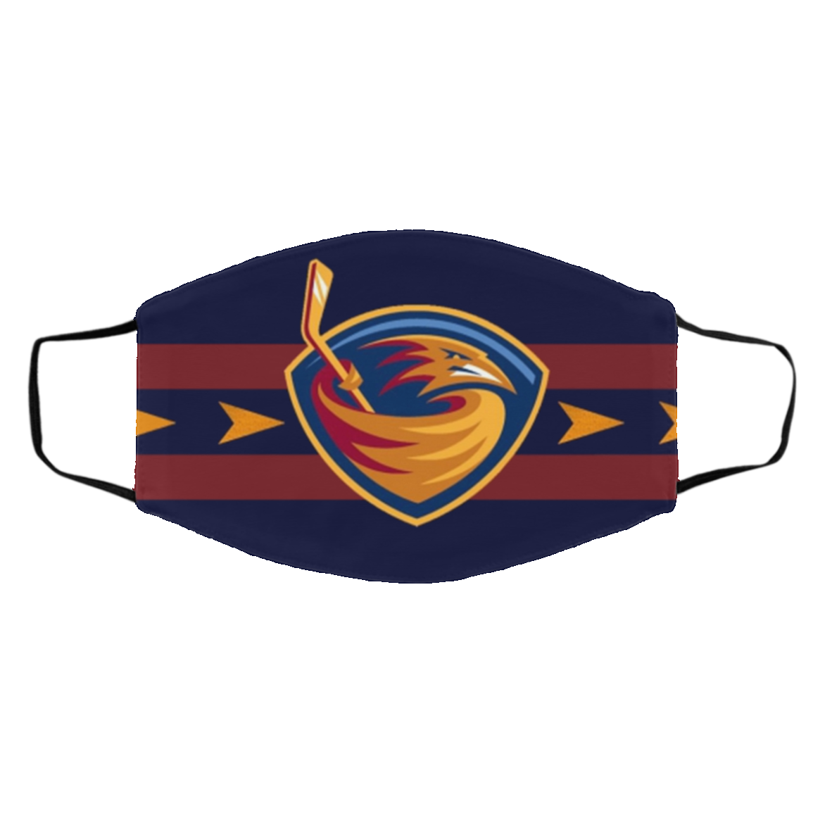 A-tlanta Thras-hers Flag US Cloth Face Mask