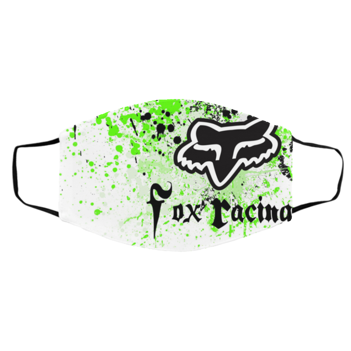 Bab-y Yo-da F-ox Racing Motor Extr-eme Sports B-MX- Face Mask