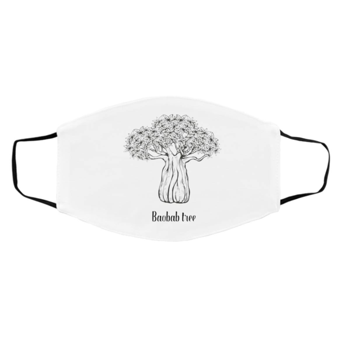 B-AOBAB- Basic Face Masks Cover US 2020