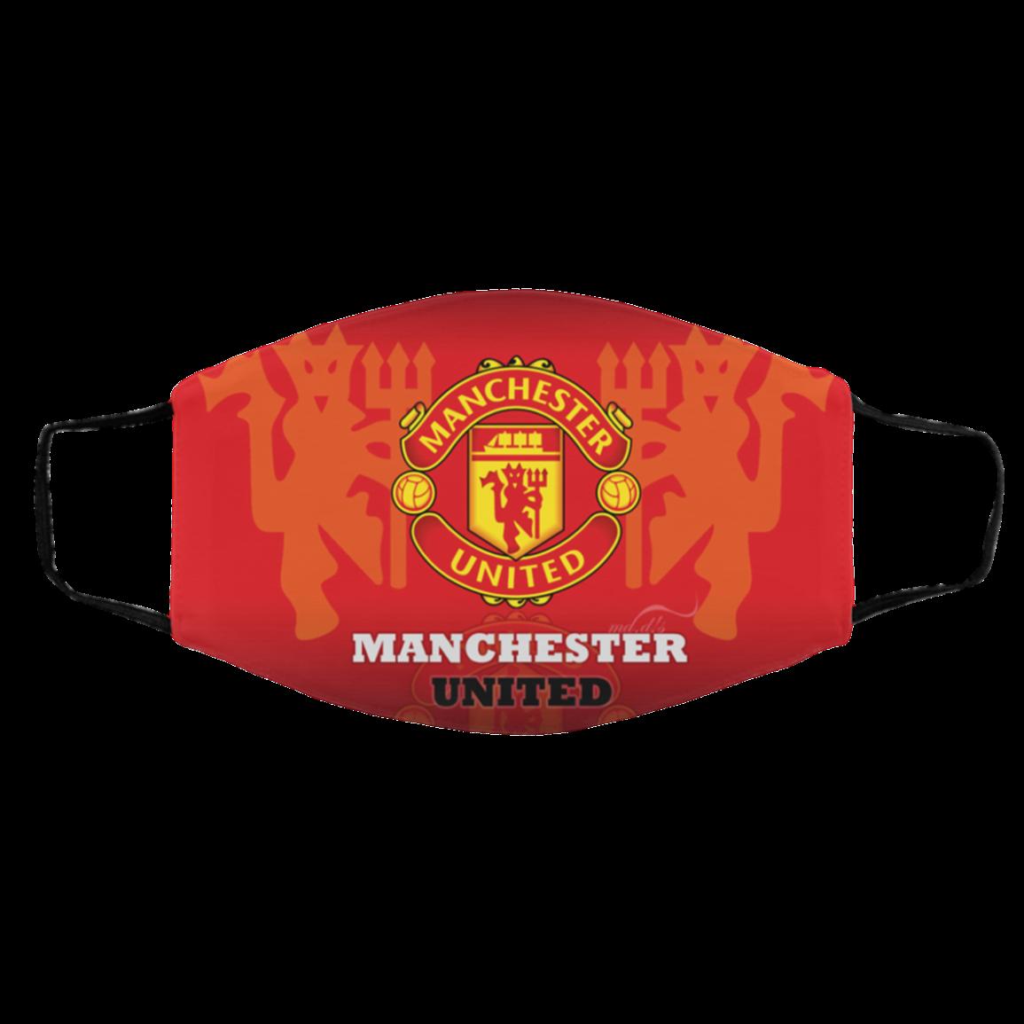 Best Man United Face Masks