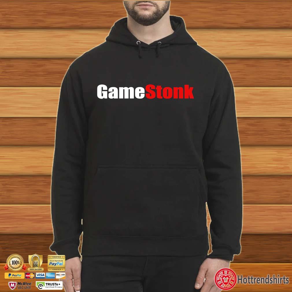2021 Logo GameStonk Shirt Hoodie