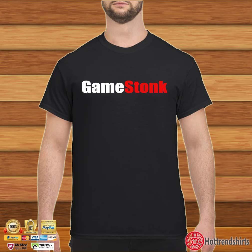2021 Logo GameStonk Shirt
