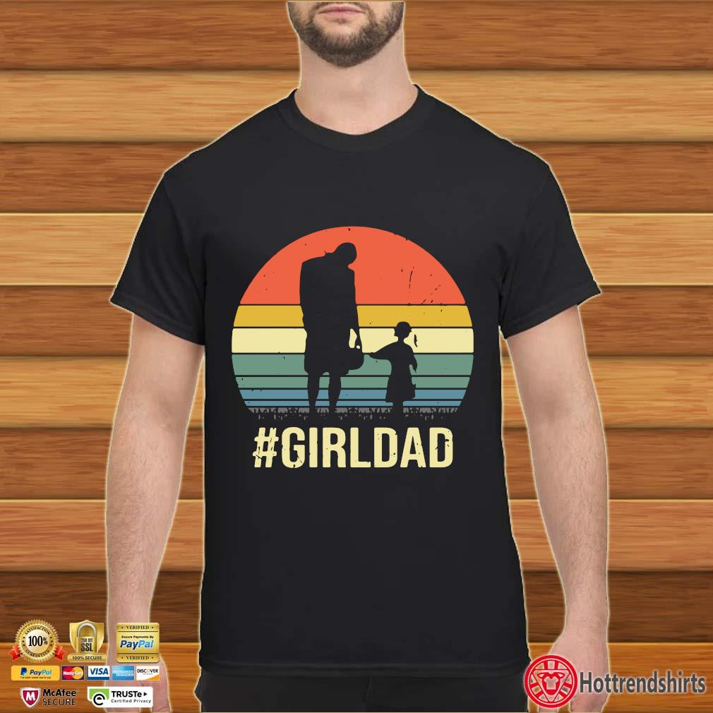 #Girldad vintage retro shirts