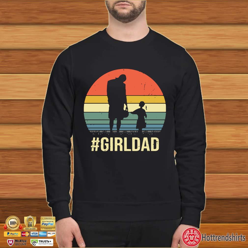 #Girldad vintage retro shirts Sweater den