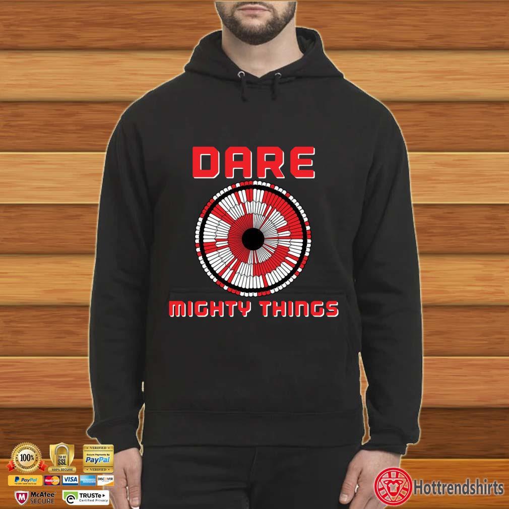 2021 Nasa dare mighty things Hoodie