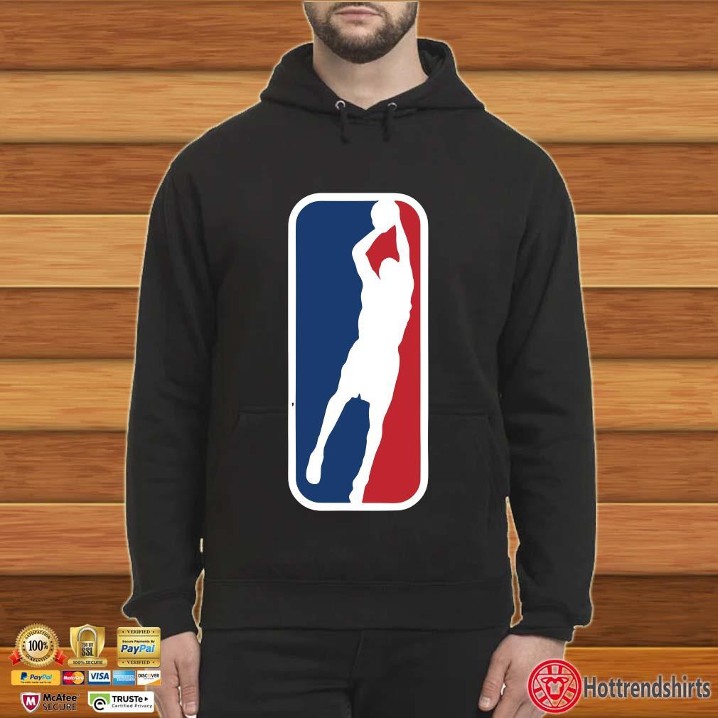 Basketball NBA Logo Shirt Hoodie