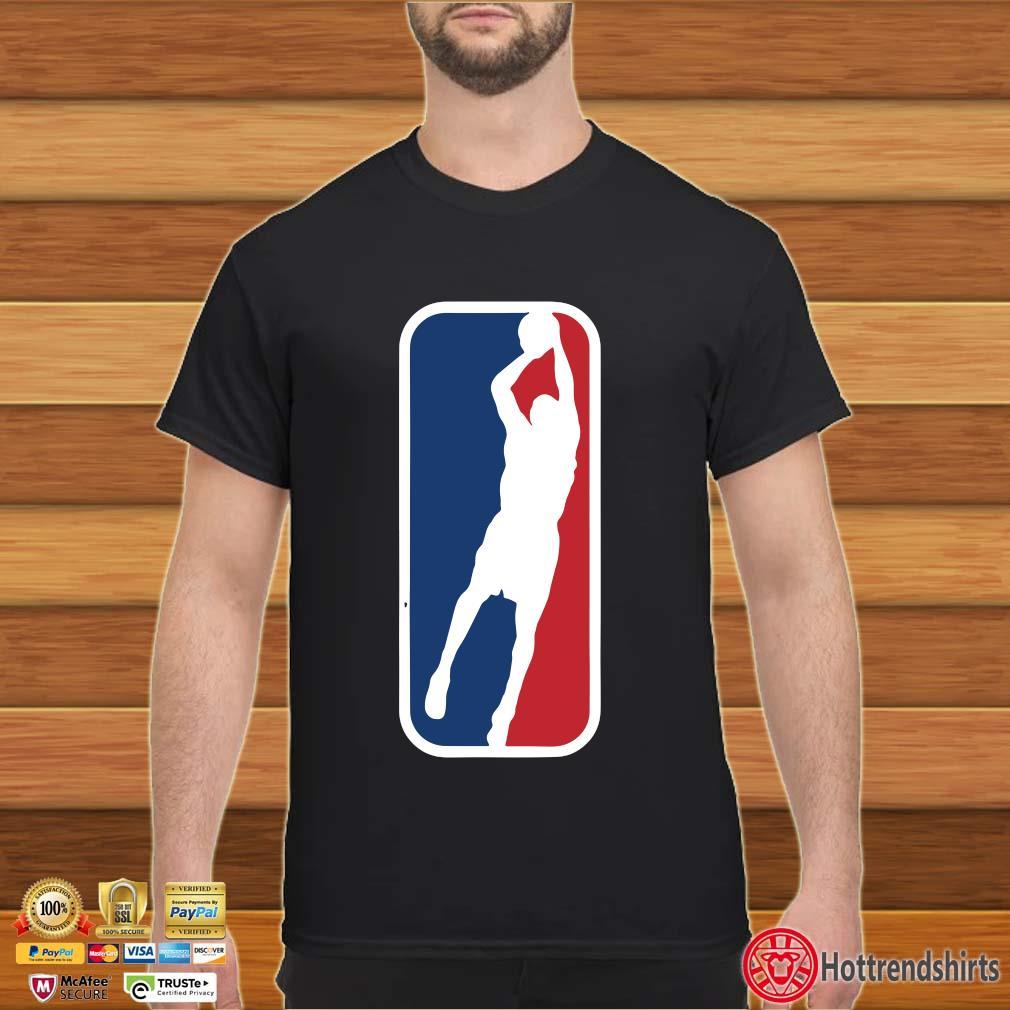Basketball NBA Logo Shirt