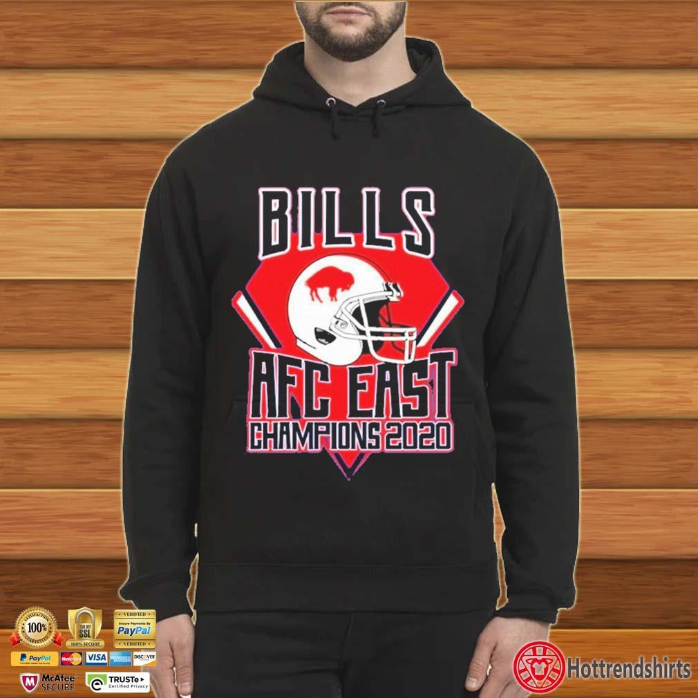 Buffalo Bills Football Club Afc East Champions 2020 Shirt Hoodie
