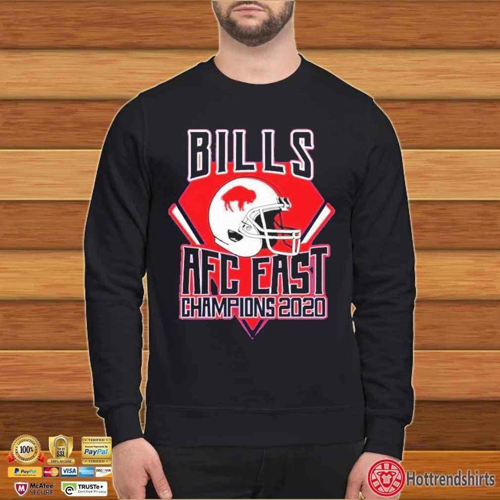Buffalo Bills Football Club Afc East Champions 2020 Shirt Sweater den