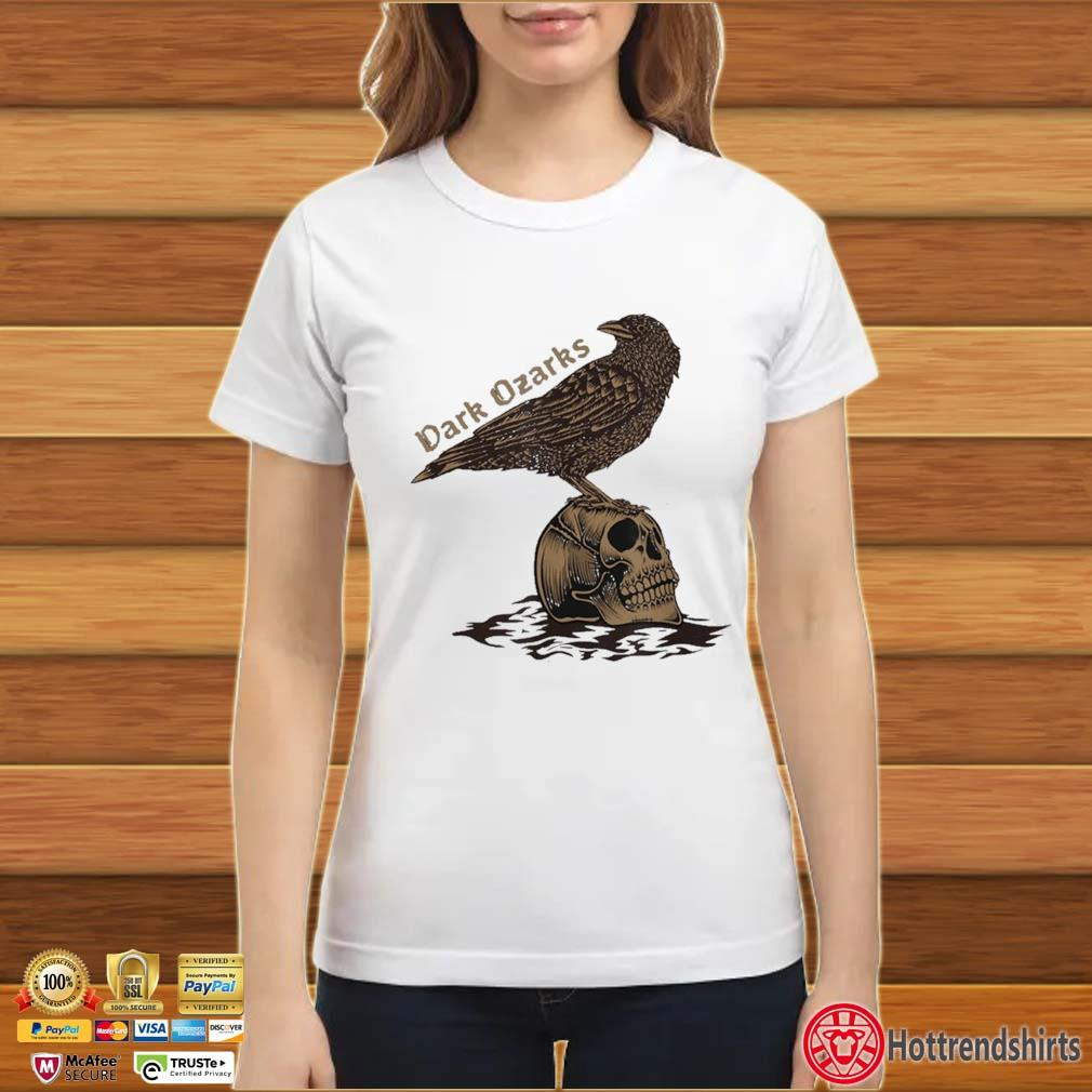 Dark Ozarks Shirt ladies trang