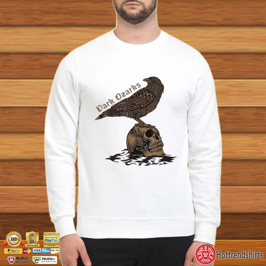 Dark Ozarks Shirt Sweater trang