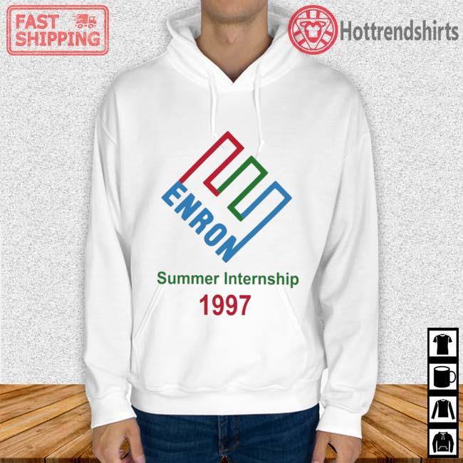 Enron Summer Internship 1997 Shirt Hoodie trang