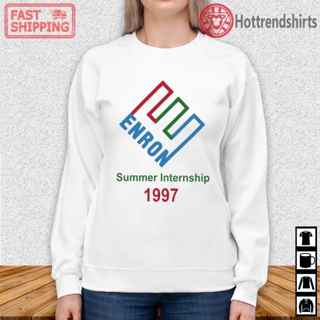 Enron Summer Internship 1997 Shirt Sweater trang