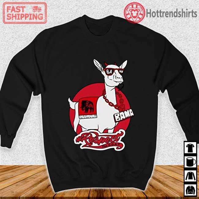 Goat Bama Respect Shirt Sweater den