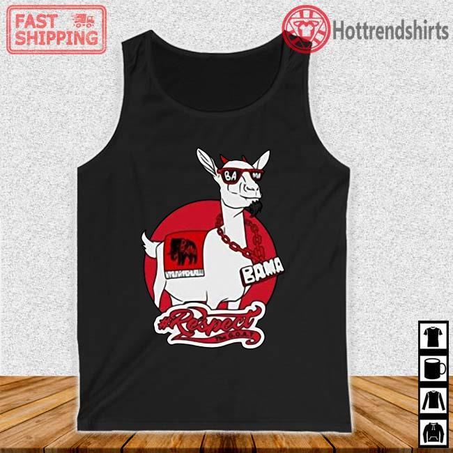 Goat Bama Respect Shirt Tank top den