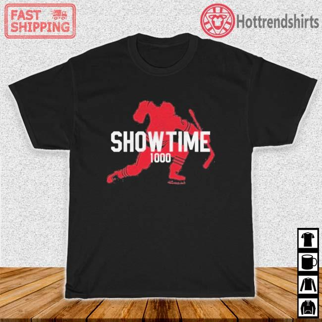 Hockey showtime 1000 shirt